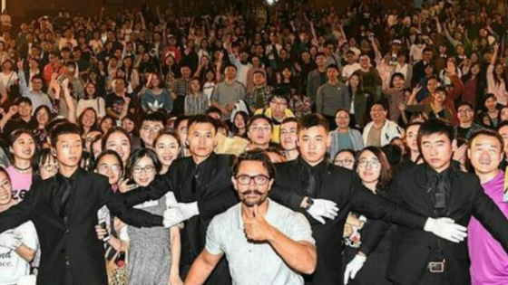 Amir Khan in China