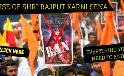 Karni Sena and Padmaavat