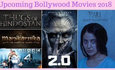 Upcoming Bollywood Movies 2018