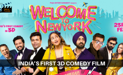 Welcome to newyork banner