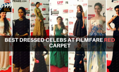 Best Dressed Celebs at the Red Carpet