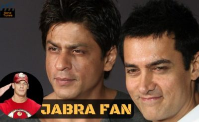 john cena fan of sharukh khan and aamir khan