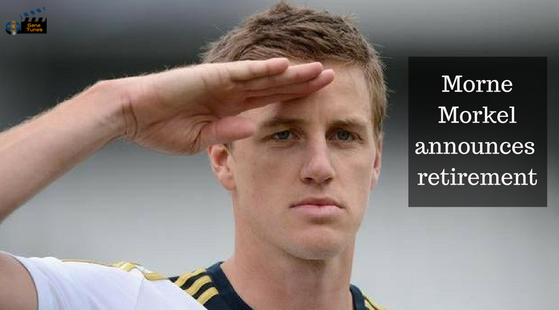 Morne Morkel retirement