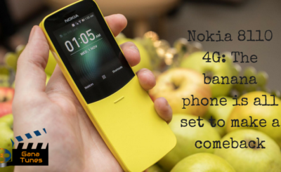 Nokia 8110 4G: The banana phone