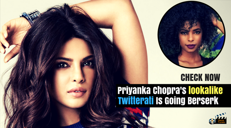 Priyanka Chopra latest lookalike megan milan