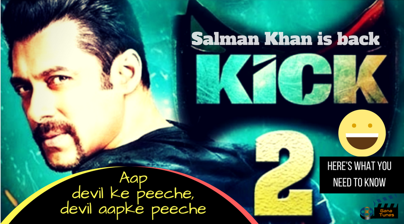 Kick 2 Salman Khan is back
