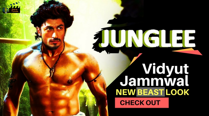 Vidyut Jammwal In Junglee