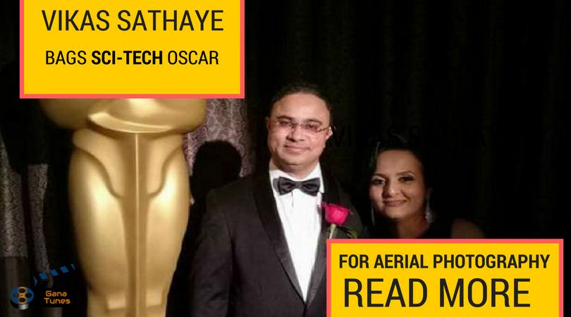 Vikas Sathaye bags Oscar
