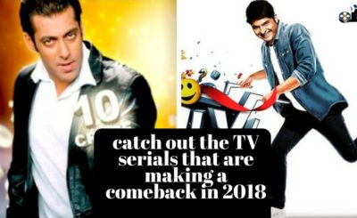 catch out the TV serials that are making a comeback in 2018