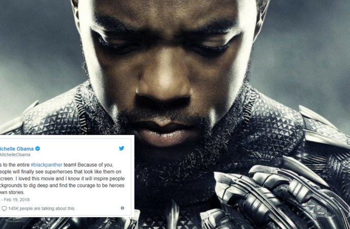Black Panther Breaks This Twitter record