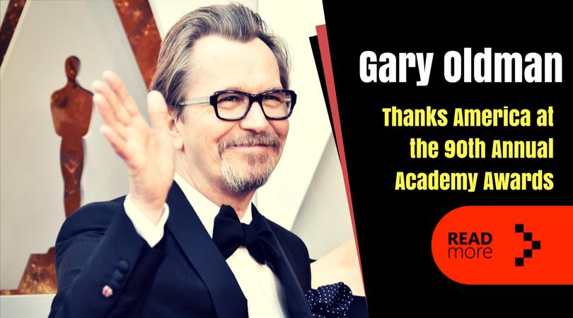 gary oldman in Annual Academy Awards
