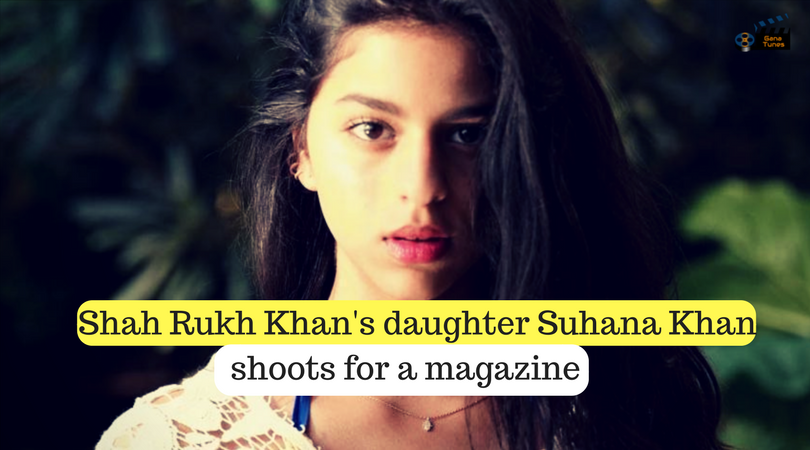 suhana khan shoots for magazine