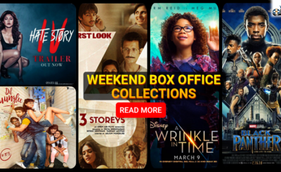 weekend box office collection