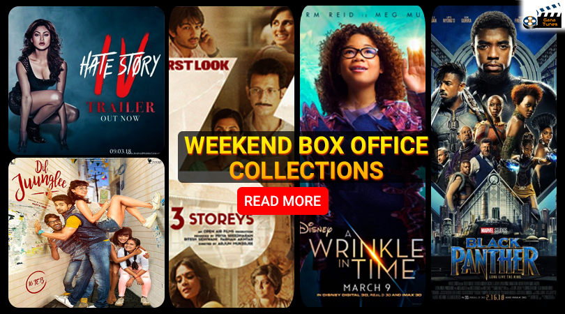 Weekend box office collections - Bollywood box office collection this week ...