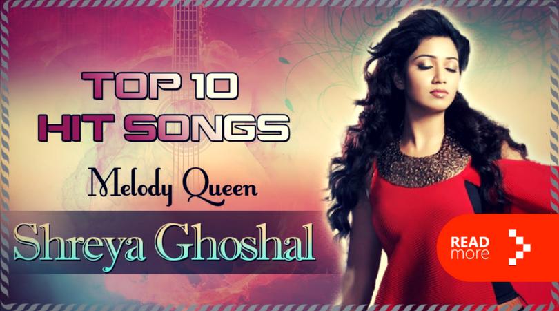 shreya ghoshal's best songs