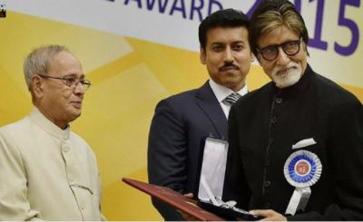 Amitabh Bachchan For Bharat Ratna