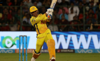 Dhoni Plays One of His All Time Best Innings