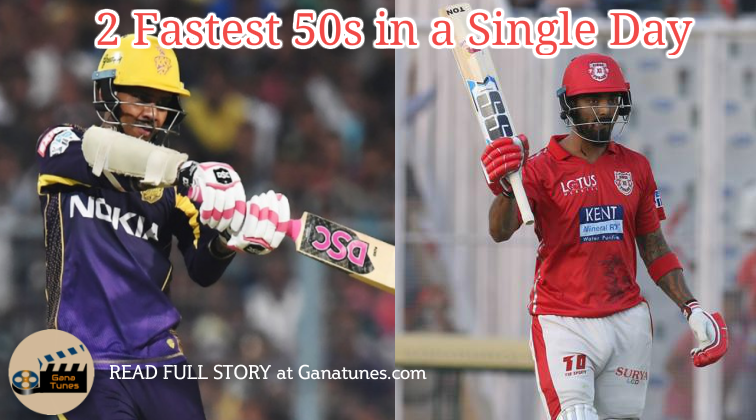 IPL Updates: 2 Fastest Fifty In A Single Day; Check The Details