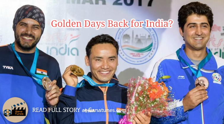 India's Golden Day at Commonwealth