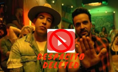 Despactico Deleted From YouTube After Becoming First Video To Reach 5 BN