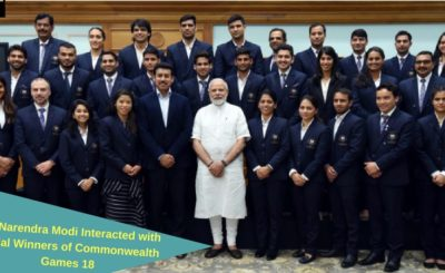 PM Narendra Modi Praises Women Athletes