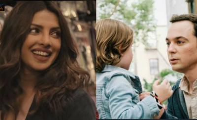 Priyanka Chopra a Kid Like Jake
