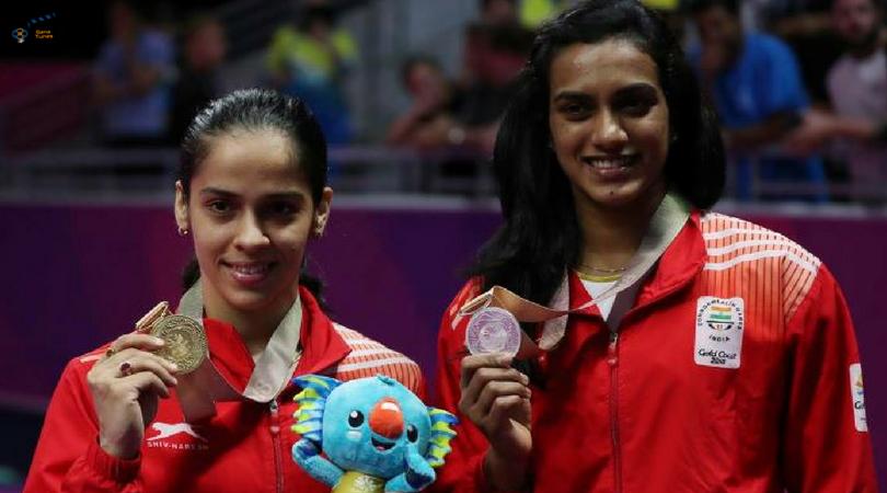 Saina Nehwal PV Sindhu Commonwealth Games