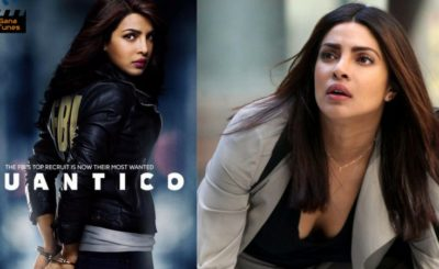 priyanka chopra is back with Quantico 3