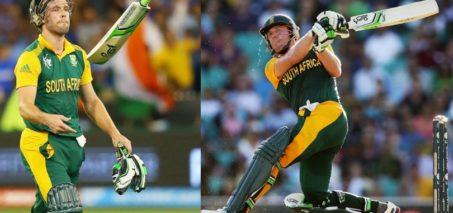 AB De villers retires from international cricket