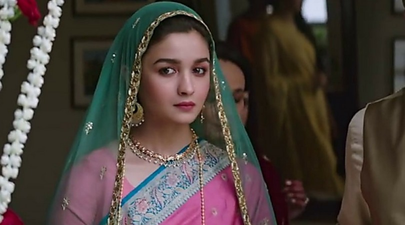 Alia Bhatt ends the weekend with a bang