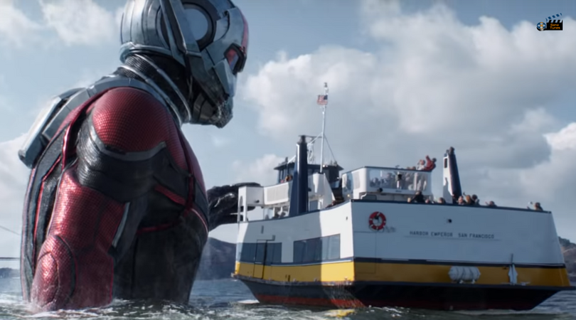 Ant-man and The Wasp Official Trailer