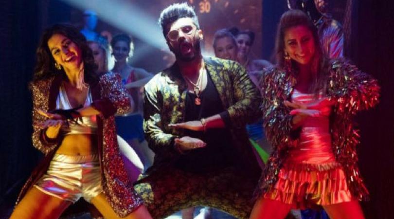 Arjun Kapoor Turns Item Boy For Chavanprash Song