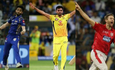 Awesome bowling perfromance by 10 bowlers in IPL 2018