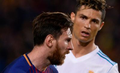 Messi's Magic Ensures 10-Man Barcelona A Draw