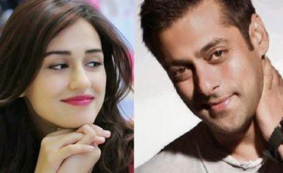 Disha Patani All Set To Romance With Salman Khan In Bharat