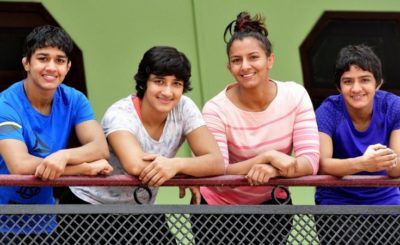 Phogat Sisters axed from asian camp