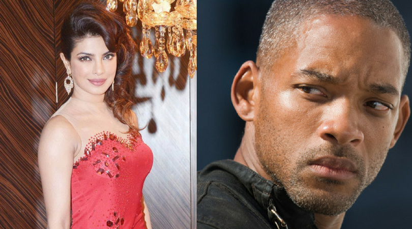 Priyanka Chopra To Work With Will Smith In A YouTube Series
