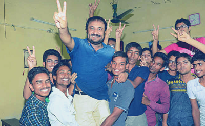 Anand Kumar's super 30 students crack IIT JEE