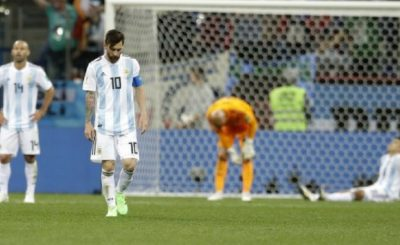 What are the chnaces for Argentina Qualifying For The Last 16