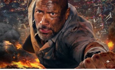 Dwayne Johnson All Set To Rock His Indian Fans With Skyscraper