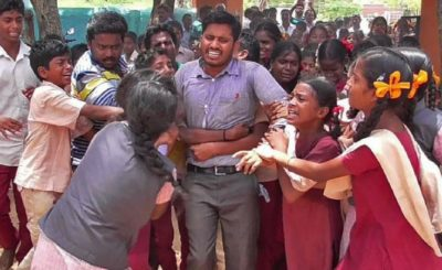 This Teacher From Tamil Nadu Was Handed A Transfer Order