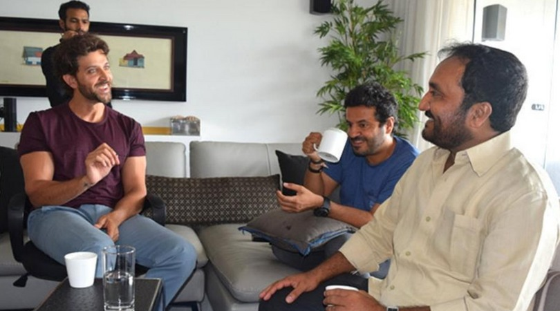 Hrithik Roshan Just Congratulated Anand Kumar's Super 30 Students