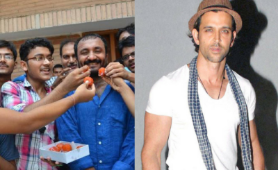 Hrithik Roshan To Host A Success Bash For Super 30 Students