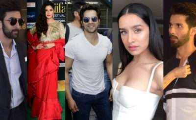 IIFA Awards 2018 Varun And Shraddha's Infectious Energy