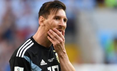 Argentina Vs Iceland: Unlucky! Lionel Messi Ruthlessly Trolled