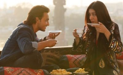 Loveratri: Salman Introduces Aayush And Warina