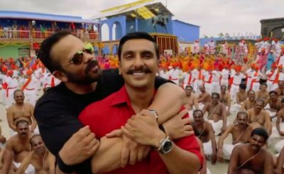 Ranveer Singh Is Going To Shoot For The Biggest Song Of His Life, Shares This Video For His Fans