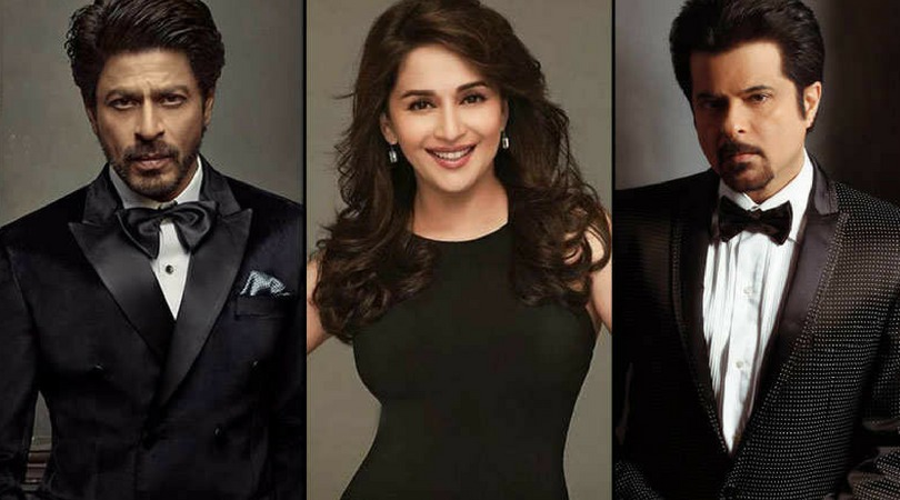 Shah Rukh, Madhuri, Anil to become member of oscar academy