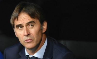 Spain Sacks Julen Lopetegui Just A Day Before FIFA World Cup 2018
