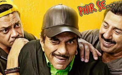 The Crazy Deol Boys Are Back Again With Yamla Pagla Deewana Phir Se